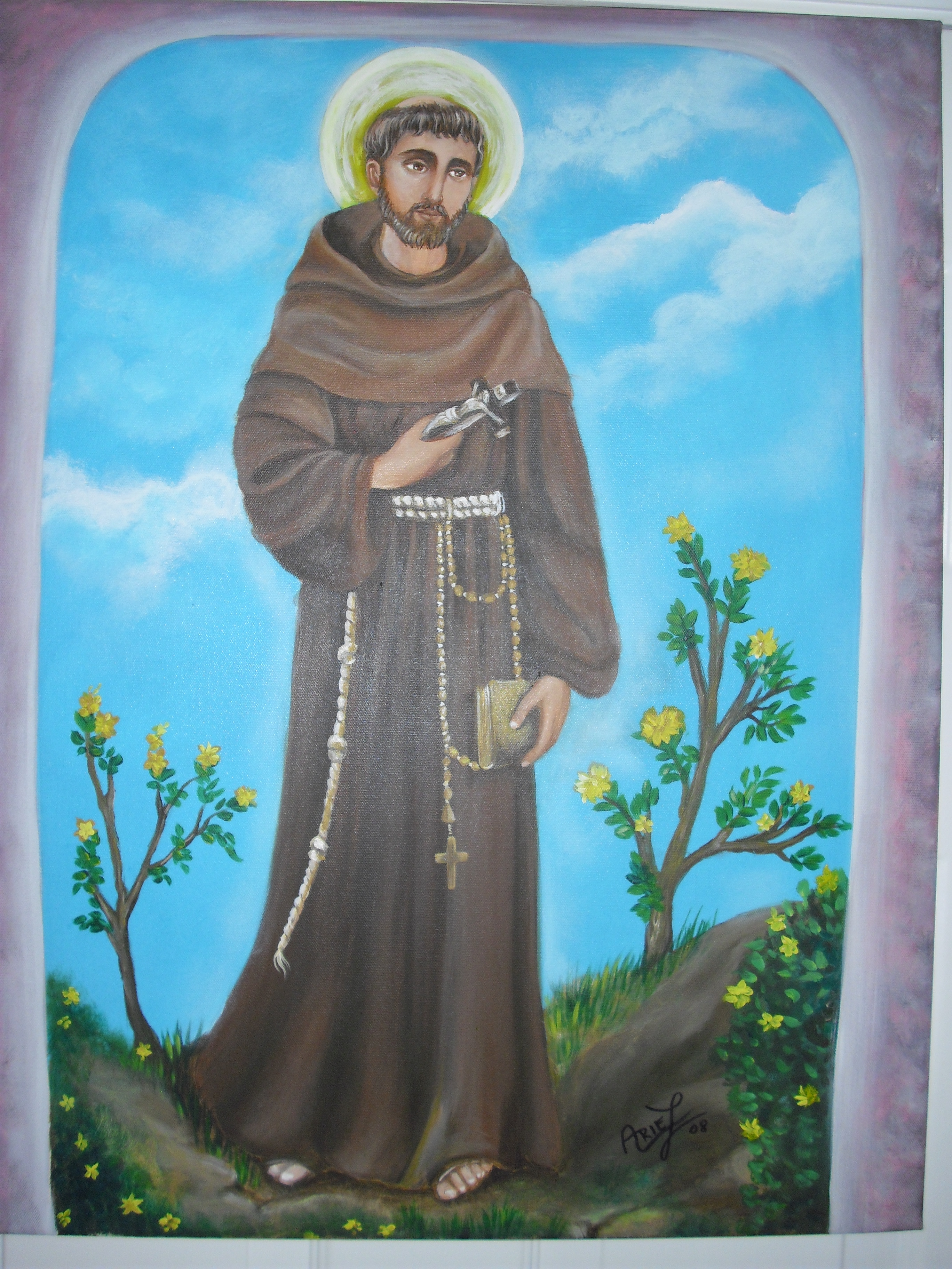 a report on saint francis of assisi Short biography of st francis of assisi a well-written brief biography of saint francis of assisi, feastday october 4.