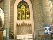 Lady Chapel Christchuurch  Victoria BC