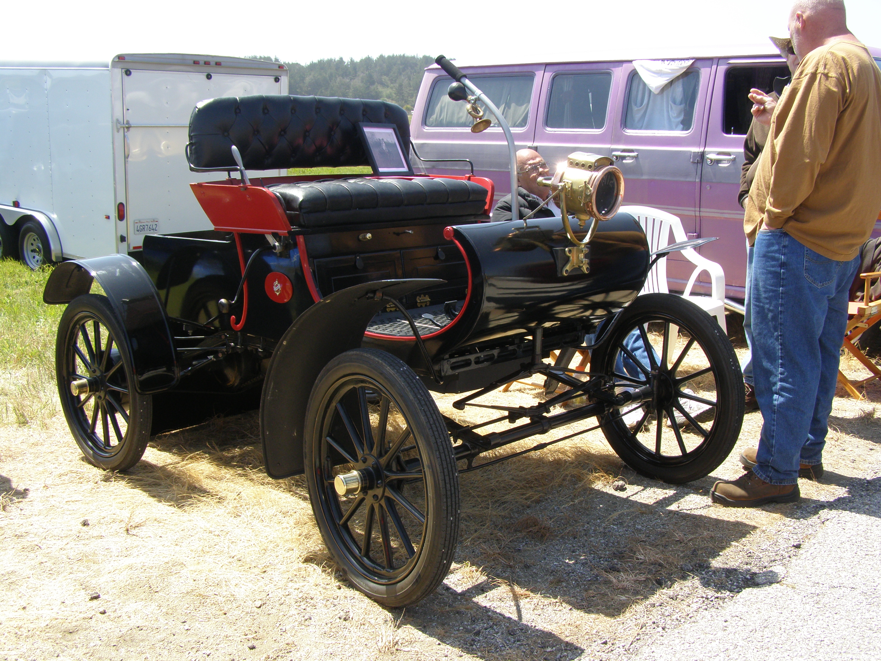 Beliefnet munity Something New This is one of the first cars
