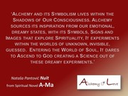Ama Spiritual Novel Alchemy of Love by Nuit, Spiritual Quote Consciousness