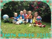 Earth Babies 2015