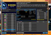 $3000 Vagas rush finish 168