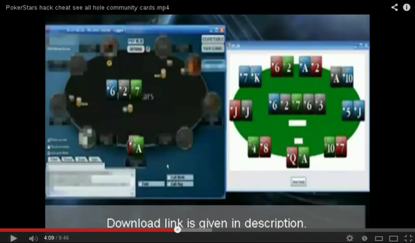 Pokerstars cheat software free download