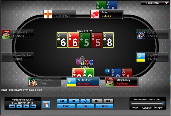 Snowman poker hand of the day casino traiteur talence