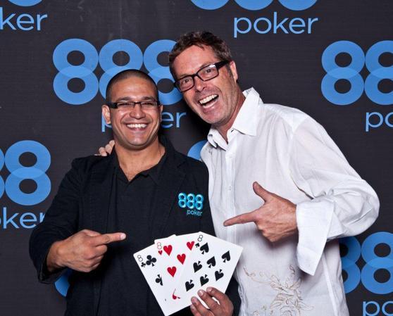 my 888 poker