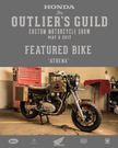 Outlier's Guild Custom Motorcycle Show