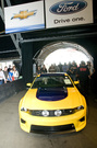 Through the Tunnel at Barrett-Jackson