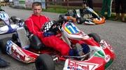James first big race weekend 4