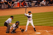 Derek Jeter first AB on Aug 5th against Tigers