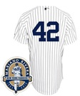 Mariano Rivera final season jersey