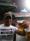 they bought us a beer in Fenway...whoa opposite of bleacher creatures bronx ny LOL