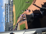 media follow cole to live pitching