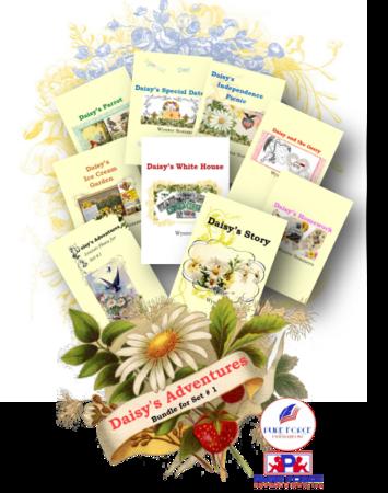 Daisys Adventures Set #1 Bundle