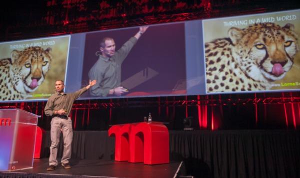 Lorne Sulcas - Keynote Motivational Speakers