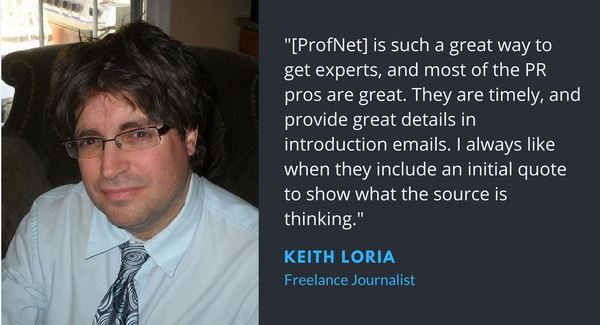Keith Loria