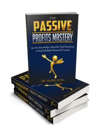 Passive Profits Mastery Books in Stores