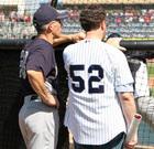 Joe Girardi and Matt Smith