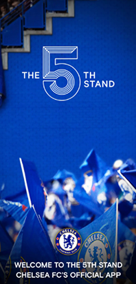 Chelsea FC The 5th Stand Mobile App